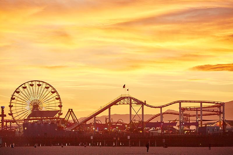 Santa Monica Cruise