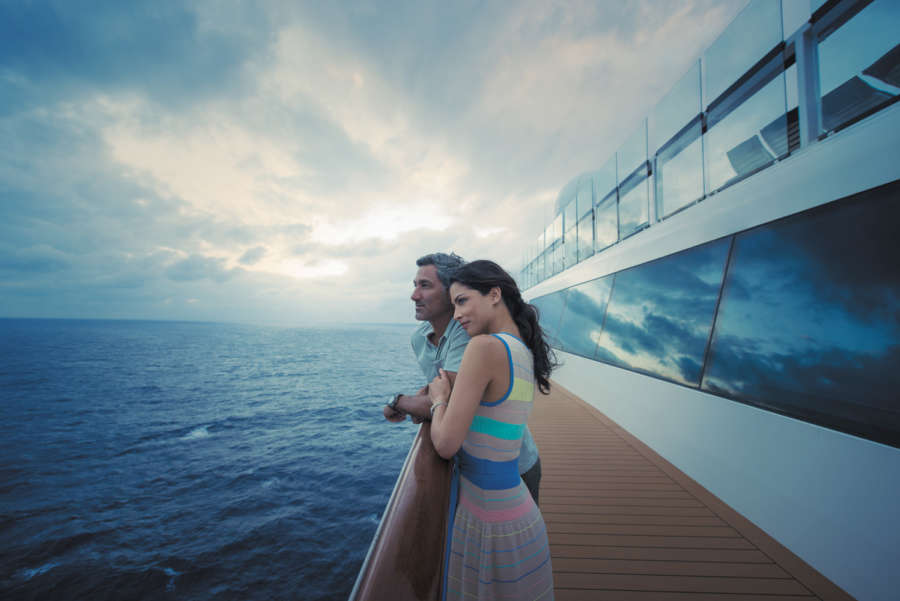 Enjoying life onboard cruise www.cruisescapes.ie