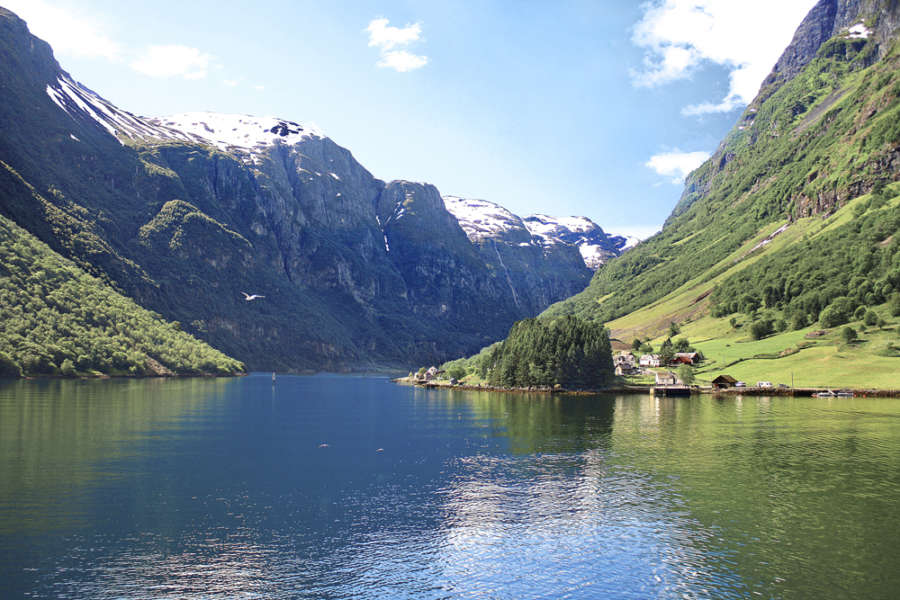 Norway Fjord Cruise