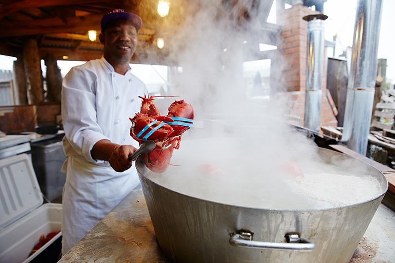 New England Lobster Pot