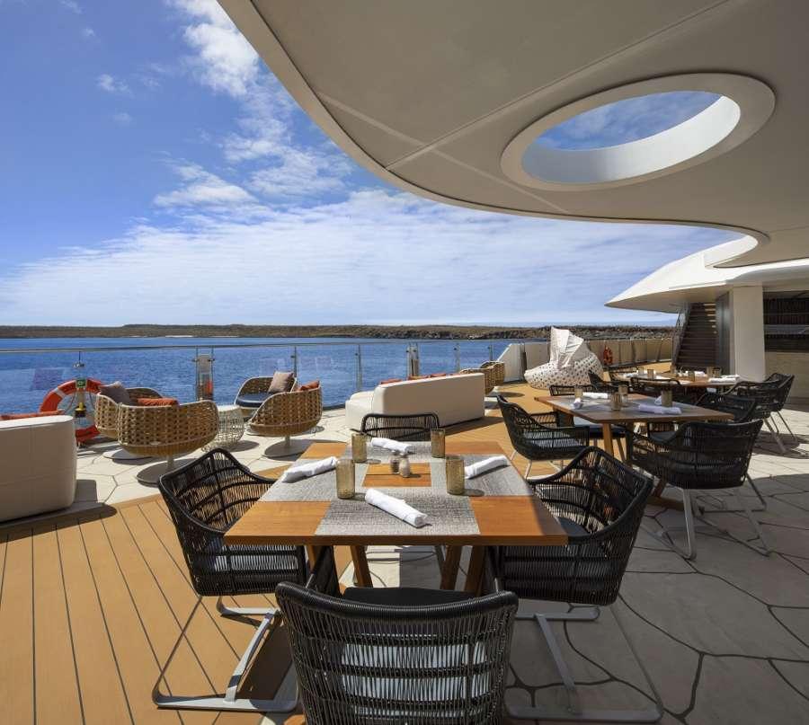 Celebrity Flora Ocean Grill