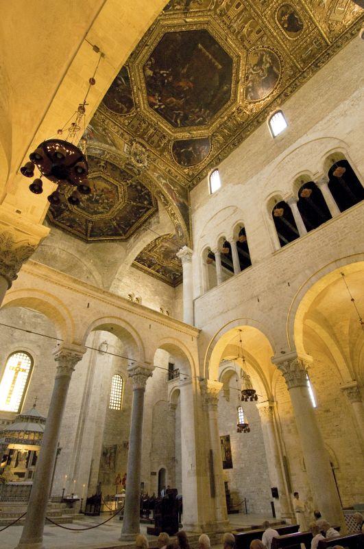 Italy, Bari - San Nicola