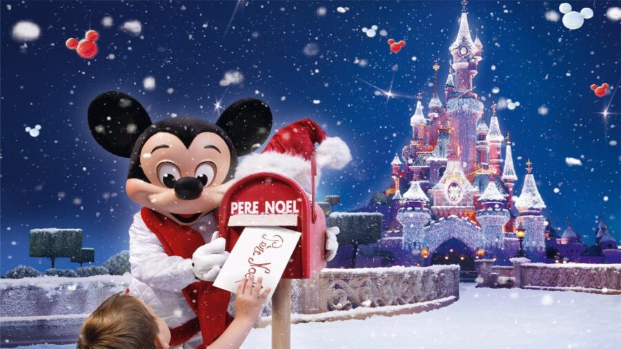 Disney Season, Festive bells at Christmas, Spooky frights at Halloween. Hero encounters at Marvel events